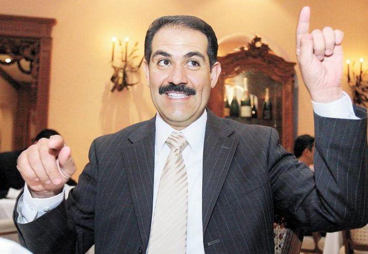 El ex gobernador de Sonora, Guillermo Padrés, es señalado por defraudación fiscal y operación con recursos de procedencia ilícita. (El Heraldo de Saltillo)