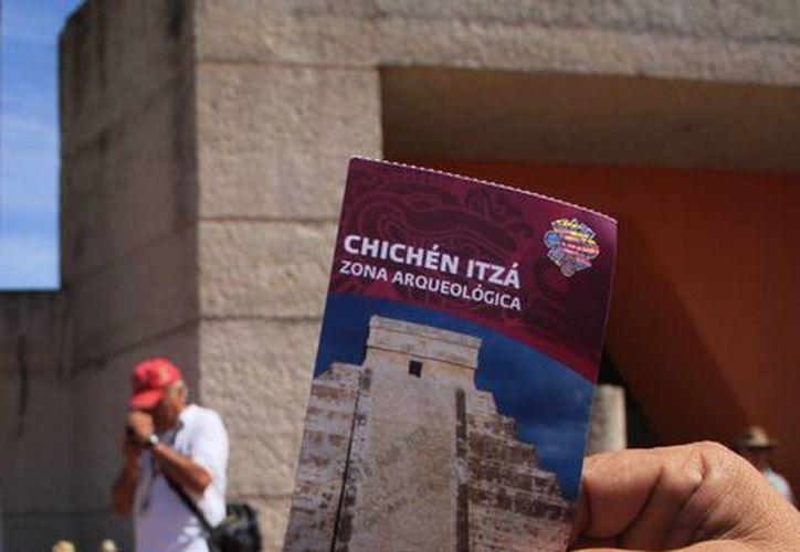 """La Profeco también """"tendrá ojos"""" en Chichén Itzá. (José Acosta/SIPSE)"""
