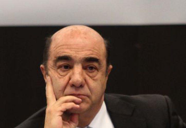 """""""Analizo el caso con ojos imparciales"""" dijo Murillo Karam. (Notimex)"""