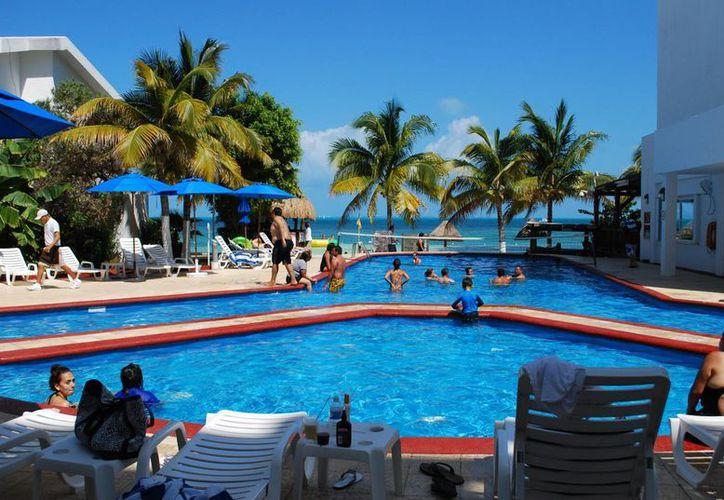 Puerto Morelos y Cancún buscan incentivar la afluencia turística. (Jesús Tijerina/SIPSE)