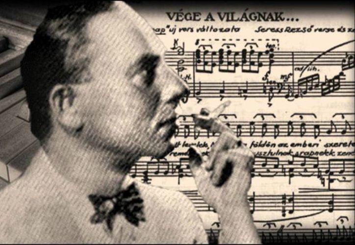 El autor de esta misteriosa canción suicida, llamada 'Domingo sombrío', es el húngaro Rezső Seress. (Captura de pantalla/YouTube)