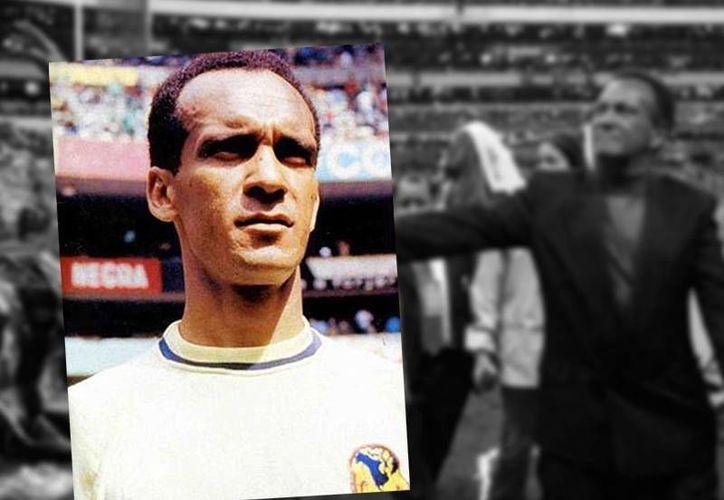 El 'Lobo Solitario' quien jugó en el Santos con Pelé, marcó 149 goles con el América. (Foto: Especial)