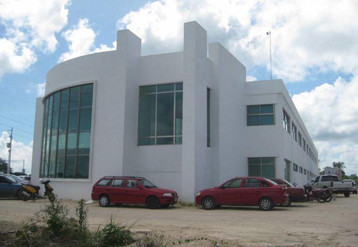 La Universidad Politécnica de Bacalar, inició labores en el año 2012 . (Javier Ortíz/ SIPSE)