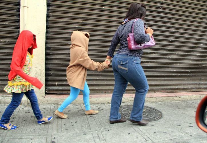 En Yucatán, el número hijos por familia es, en promedio, de dos. (José Acosta/SIPSE)