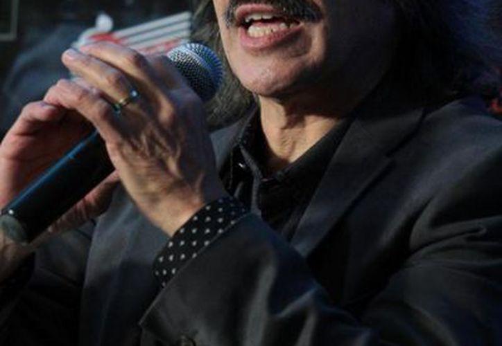 Verdaguer invita a sus seguidores a su concierto en el Auditorio Nacional el próximo 2 de diciembre. (Archivo/Notimex)
