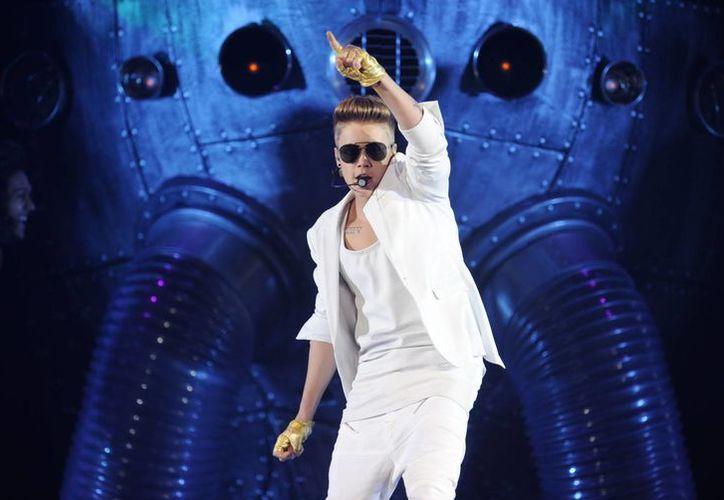 Justin Bieber ha protagonizado varios escándalos en su gira por América Latina. (Archivo)