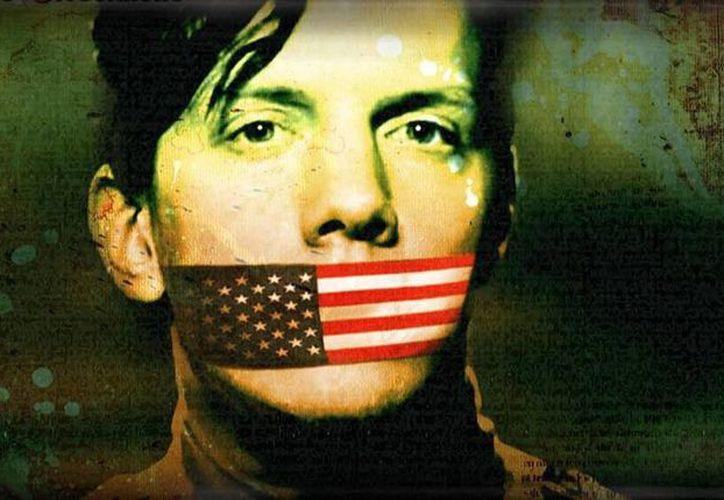 El famoso grupo de hacktivistas 'Anonymous' pidió la libertad de Jeremy Hammond en internet. (Freeanons.org)