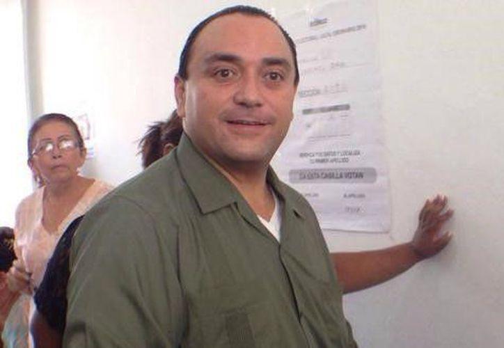 Existen delitos por los cuales el exgobernador debe de ser extraditado. (Foto: Redacción/SIPSE).