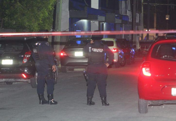 Las recientes detenciones de presuntos narcomenudistas pudieron ser la causa del ataque contra la PolicÍa Estatal en Cozumel. (Foto: Redacción/SIPSE)
