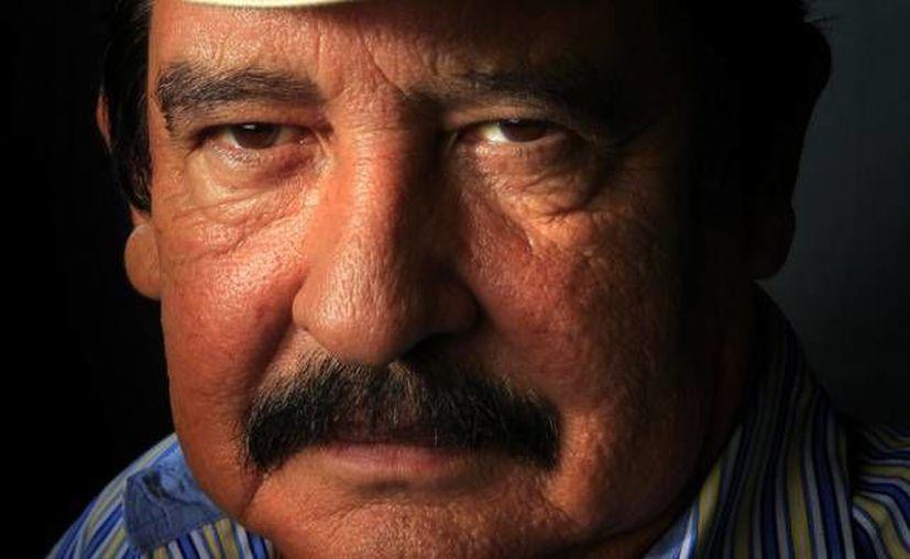 El cantante de narco-corridos Jesús 'Chuy' Quintanilla, fue baleado en la cabeza en Texas en abril de este año. (google.com/Archivo)