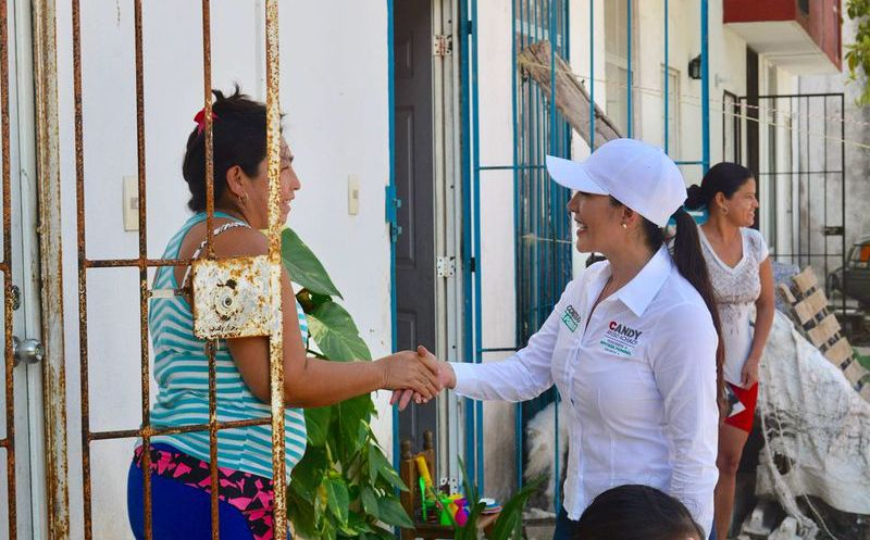 Candy Ayuso, afirmó que legislará para proteger a los adultos mayores. (Foto: Redacción)