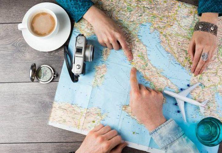 Que el presupuesto no te frene: puedes trabajar mientras recorres el mundo. (http://ayayay.tv/)
