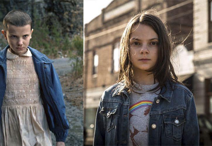 """Millie hubiese interpretado un papel similar al de """"Eleven"""", violento y misterioso. (Foto: Redacción)"""