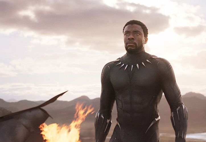 El filme Black Panther es protagonizado por Chadwick Boseman y se encuentra en su tercer fin de semana en taquilla. (Vanguardia MX)