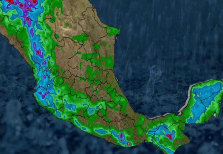La temperatura mínima oscilará en los 24 grados centígrados en Chetumal. (Conagua)