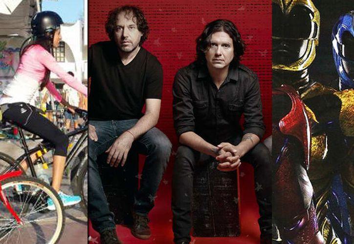 El concierto de Caifanes y Co'ox Cancún son parte de la lista.
