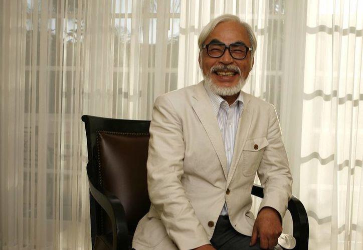 """En 2002, Hayao Miyazaki,  con """"Sen to Chihiro no kamikakushi"""" (Spirited Away) obtuvo el Oscar al mejor filme de animación y Oso de Oro en Berlín. (Agencias)"""