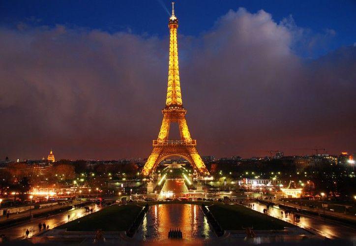Con más de 16 millones de turistas, París, durante años la capital más visitada del mundo. (Contexto/Internet).