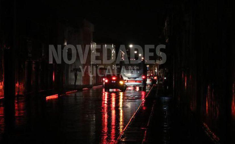 Diputados del PRI exigieron al Congreso de la Unión que se acaben los apagones en Yucatán. (Novedades Yucatán)
