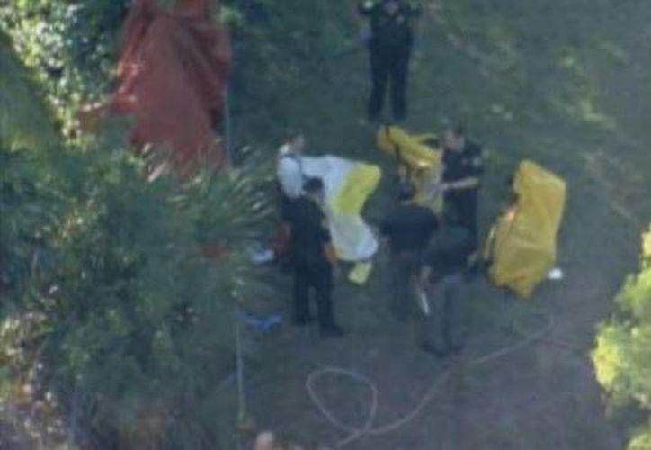 La mañana de este lunes fueron recuperados los cadáveres de dos mujeres y un hombre, que perecieron en un canal en Fort Lauderdale, Florida. (nbcmiami.com)