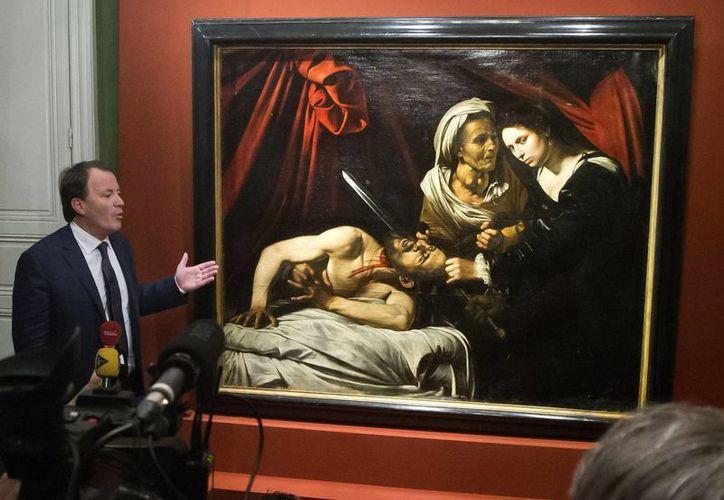 La obra tiene un valor estimado de 120 millones de Euros, ya que cuenta con más de 400 años de antigüedad. (AP)