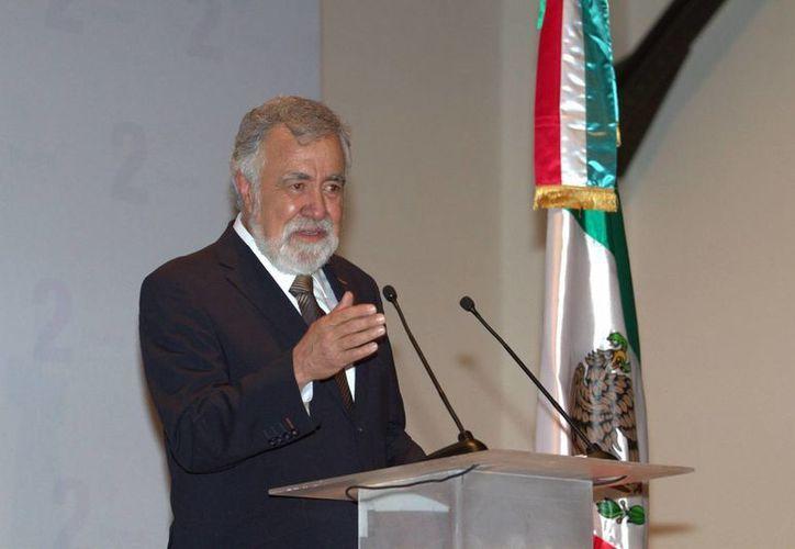 Alejandro Encinas asegura que hizo varios esfuerzos para que el PRD retomara los principios con los que se fundó. (Archivo/Notimex)