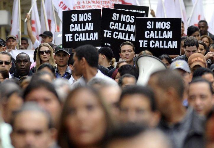 La libertad de expresión en México preocupa tras la aprobación de la Ley de Telecomunicaciones, así como la concentración de la propiedad de medios. (EFE/Archivo)