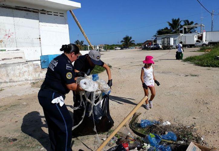 En la actividad participaron 44 policías federales, además de sus familias. (Milenio Novedades)