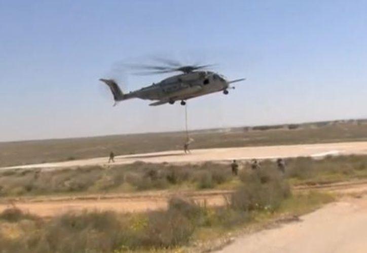 Siete soldados estadounidenses murieron en el oeste de Irak. (Reuters)