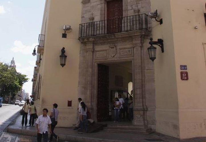 La Uady celebra este día el 91 aniversario de su fundación. (Juan Albornoz/SIPSE)
