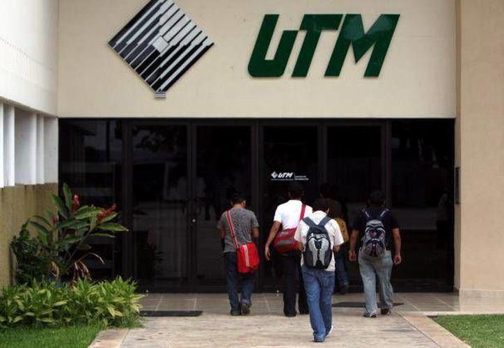 Imagen de las instalaciones de la UTM. (Milenio Novedades)