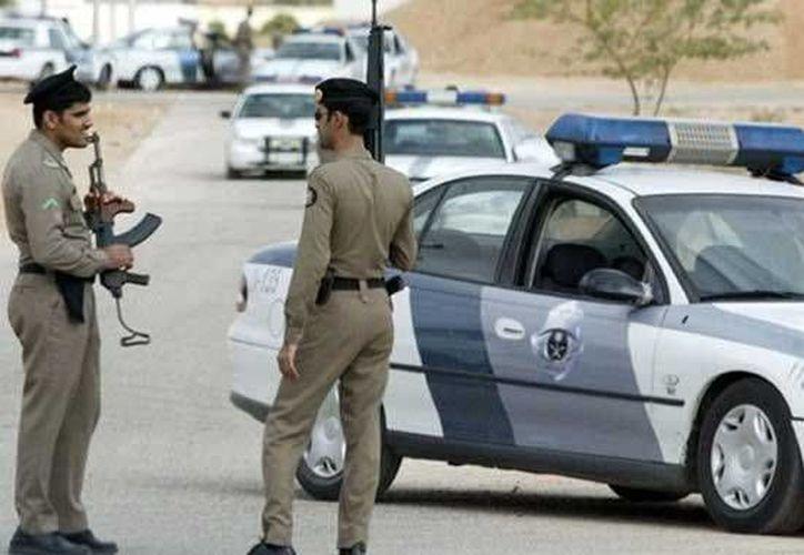 La policía en Riad acorraló al sospechoso para poder liberar a los rehenes. (Foto de contexto/Agencias)
