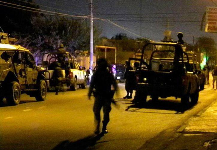 La policía federal permaneció dos semanas en Tampico para reforzar la seguridad en la zona por las vacaciones de Semana Santa. (Archivo/Notimex)