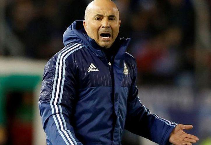 Sampaoli renuncia apenas dos semanas después de la eliminación de Argentina en el Mundial (Foto: elgrafico.com)