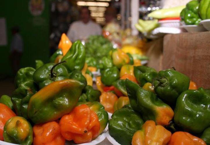 Con ayuda de un laboratorio del CICY, a partir de 2017 Yucatán contará con chile habanero purificado científicamente para contar con un producto de gran calidad para exportar. (Milenio Novedades)