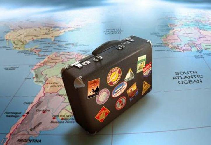 Para viajar no necesitas ser millonario, sino un poco de maña. (masymejor.com)