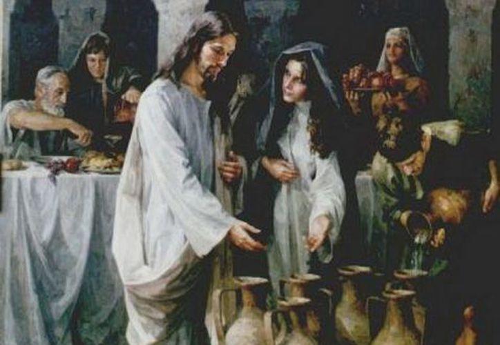 La revelación de Cristo se lleva a cabo a través de múltiples signos que el evangelista invita a comprender y leer con fe.  (SIPSE)
