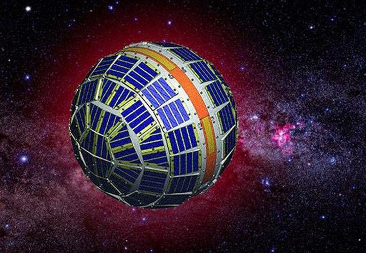 La Estrella de la Muerte investigará las afectaciones que sufren los satélites cuando están en órbita. (actualidad.rt.com)