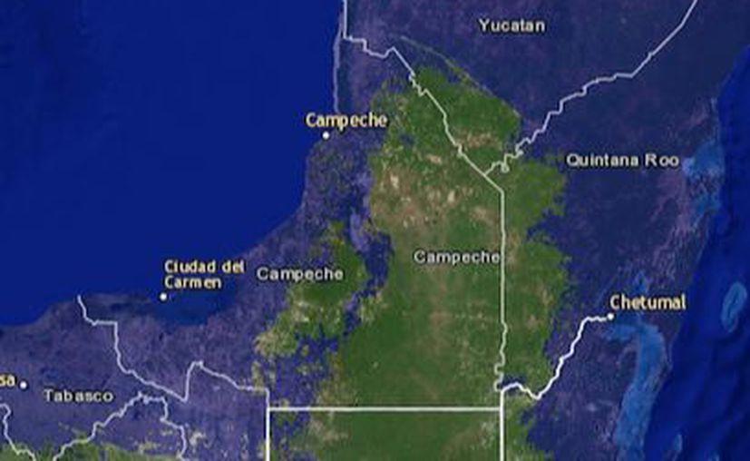 En un escenario catastrófico, toda la Península de Yucatán podría ser inundada por ser una superficie casi al nivel del mar. (Facebook)