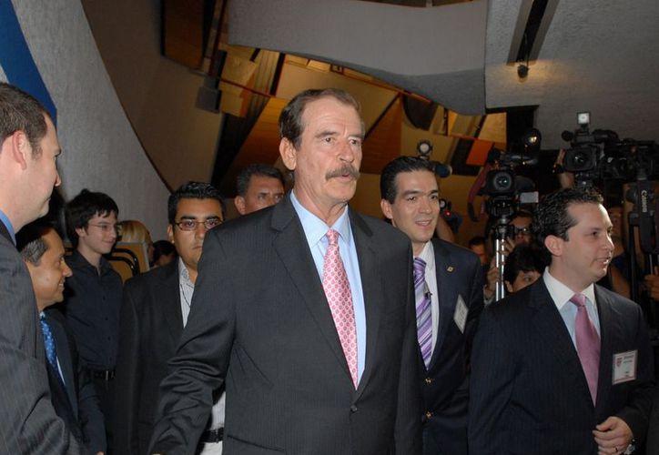 Fox Quezada afirma estar reflexionando la posibilidad de reintegrarse al PAN. (Archivo/Notimex)