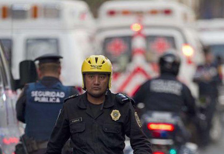 Según Pemex, las labores de rescate empezaron inmediatamente después de que se avisó de la explosión. (Agencias)