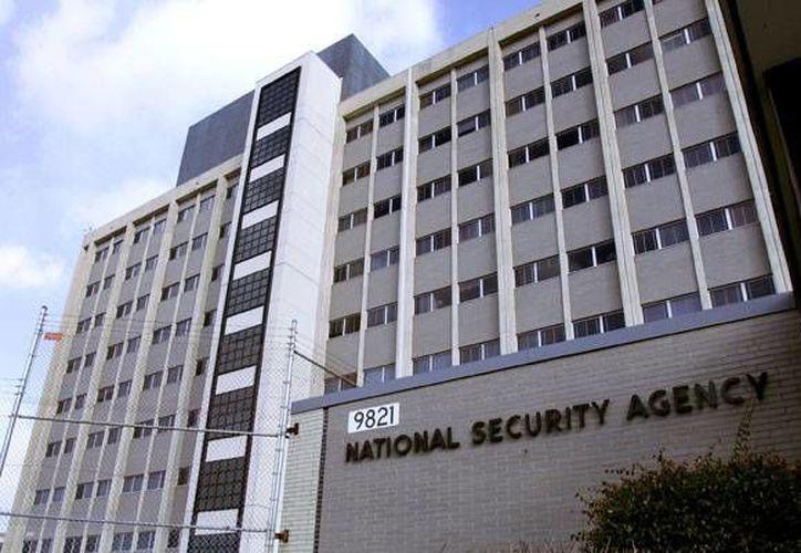Oficinas de la Agencia Nacional de Seguridad (NSA, por sus siglas en inglés). (libertad.org/Archivo)