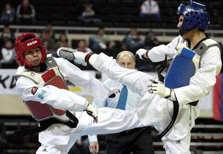 Además de la medalla de bronce, México se coló en cuartos de final en tres categorías en el Mundial de tae kwon do en China. (mediotiempo.com/Contexto)