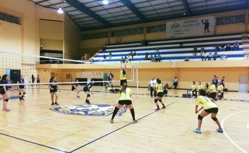 a duela del Centro Deportivo Universitario recibió a los 4 equipos que llegaron a la ronda de semifinales. (Novedades Yucatán)