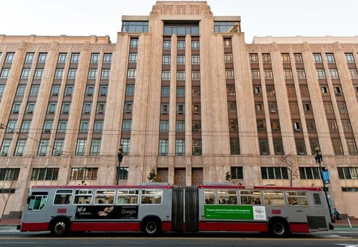 Oficinas de Twitter en su sede, San Francisco. (www.trecebits.com/Archivo)