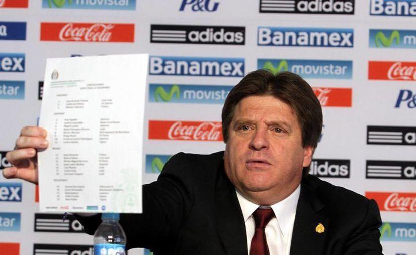 En esta ocasión,  Herrera no tuvo trato preferencial en el estadio toluqueño. (Archivo/Notimex)