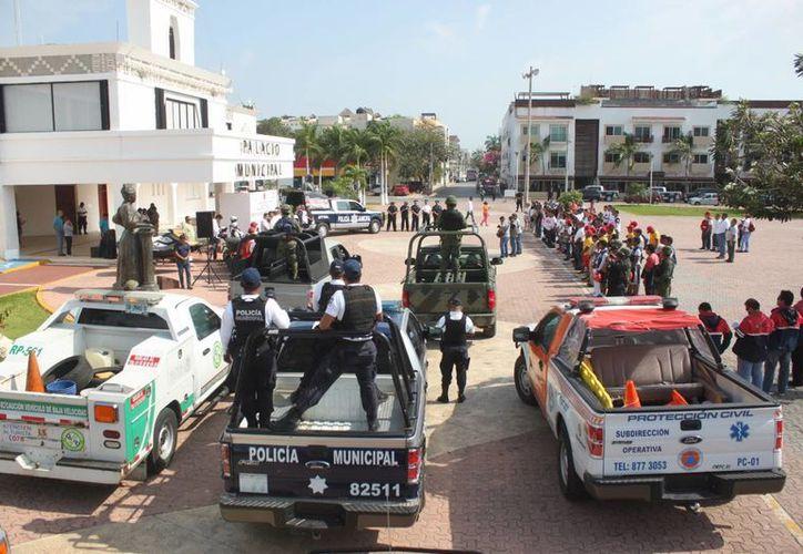 El operativo dará inicio el 18 de julio en Playa del Carmen. (Daniel Pacheco/SIPSE)