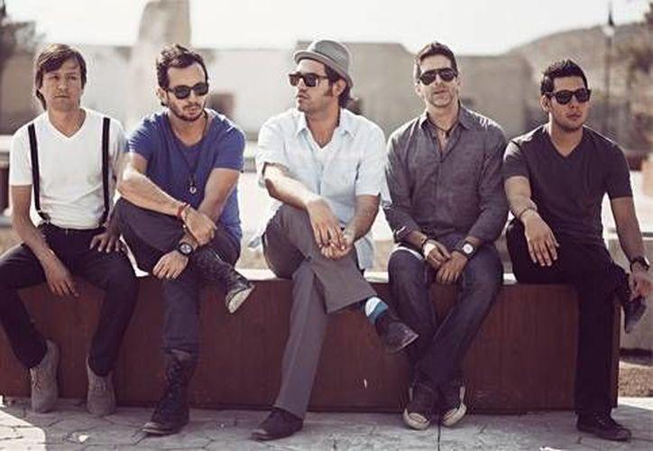 La banda originaria de Monterrey se presentará en un show privada en conocido club nocturno de la zona hotelera. (Foto de Contexto/Internet)