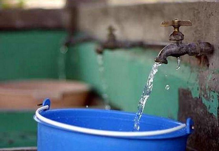 Por 10 días la ciudad sufrirá de baja presión o falta del l suministro de agua potable. (Redacción/SIPSE)