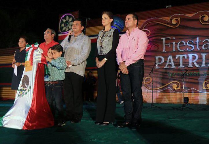 El evento tuvo lugar en el Parque Quintana Roo. (Cortesía/SIPSE)